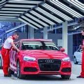 Audi produziert auch in Ungarn