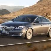 Opel frischt den Insignia auf