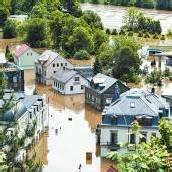 Elbe erreichte den höchsten Wasserstand seit 400 Jahren