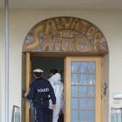 Gottlose Räuber suchten Hörbranzer Kloster heim