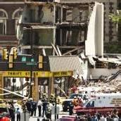 Hauseinsturz in Philadelphia fordert sechs Todesopfer