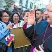 Benno Elbs will als Bischof auf Menschen am Rand achten