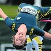 Blanka Vlasic sprang wieder über zwei Meter