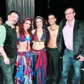 Tanzensembles rockten das Kulturhaus