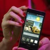 Huawei mit weltweit dünnstem Handy