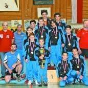 Schüler des KSV Götzis holen sich Meistertitel