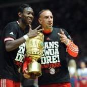Alaba feiert das Triple, Dragovic den Meistertitel