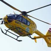 Laser-Attacke auf Hubschrauber