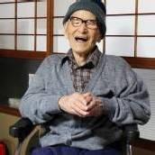 Japaner wurde 116 Jahre alt