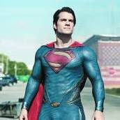 Superman will abheben