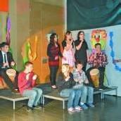 Vorhang auf für Schultheaterfestival in Höchst