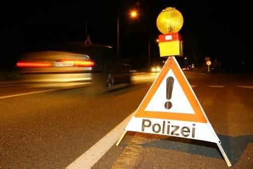"""Die Polizei startete in Feldkirch eine """"Aktion scharf"""". Foto: vn/hb"""