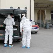 Räuber-Duo überfiel Kloster