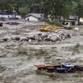 Monsunregen in Indien fordert Menschenleben