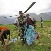Indien: 1000 Tote nach Überschwemmungen