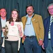 Rebecca Dobler ist Junior Sales Champion