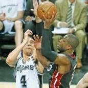 Miami glich im Finale gegen die Spurs aus