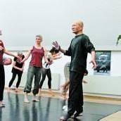 Butoh bei Tanz ist: Die Begegnung mit sich selbst