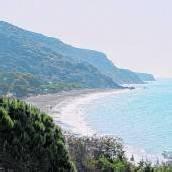 Wunderschöne Pissouri-Bucht
