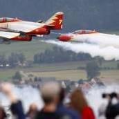 100.000 Besucher bei Airpower 13