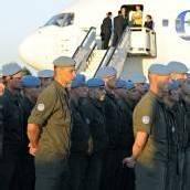 67 Soldaten zurückgekehrt