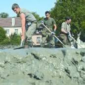Hochwasser: Bundesheer mit 29.100 Manntagen