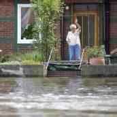 Hochwasserlage weiterhin prekär