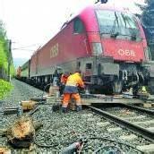 Zugverkehr eingeschränkt