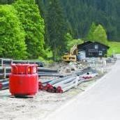 Kanalisation in Partenen kostet vier Millionen Euro