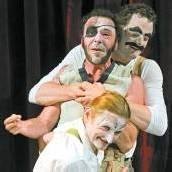 Theaterfest Luaga & Losna furios gestartet /D8