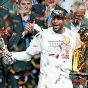 Miami huldigt King LeBron James