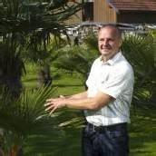 Palmen für das Ländle