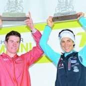 Kempter und Bader top beim Ironmännli