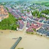 Wassermassen lassen Ostösterreich zittern