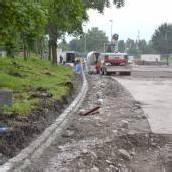 Arbeiten am Jugendpark in Götzis liegen im Plan