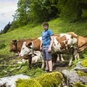Bio-Landwirt Marco lädt zum Frühschoppen im Ökoland