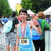 Summer triumphiert beim Muttersberglauf