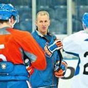 Krueger bei den Oilers abserviert