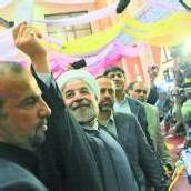 Spannung bei Präsidentenwahl im Iran