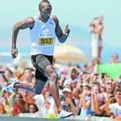Usain Bolt ist noch nicht satt