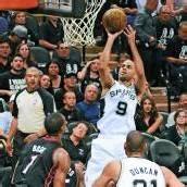 Die Spurs haben in der NBA den ersten Matchball