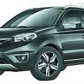 SUV: Der Renault Koleos wird aufgefrischt