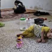 Kinder sind die Leidtragenden dieses Krieges