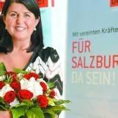 Gabi Burgstaller zieht sich zurück