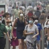 Smogwerte erreichen in Singapur Höchststand