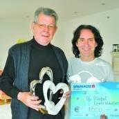 Bludenz: Erwin Kräutler erhielt einen Award