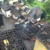 Großbrand: Grill-Asche dürfte Auslöser sein
