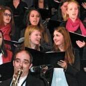 Jugendchor hat begeistert