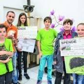 Mittelschule Dornbirn-Markt setzte sich für die Tierheim-Schützlinge und Igelmama Heidi ein