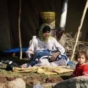 Millionen Kinder werden zu Waisen und Flüchtlingen